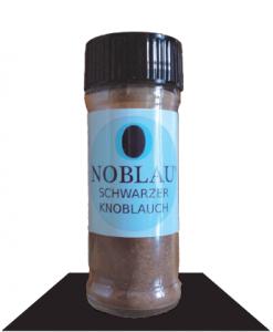 Streudose 50 g Schwarzer Knoblauch Noblau