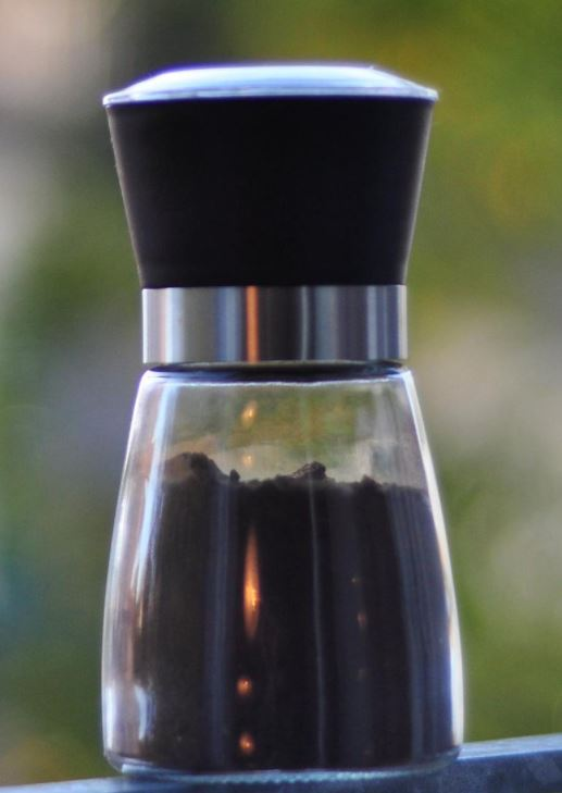 Noblau schwarzer Knoblau pulver